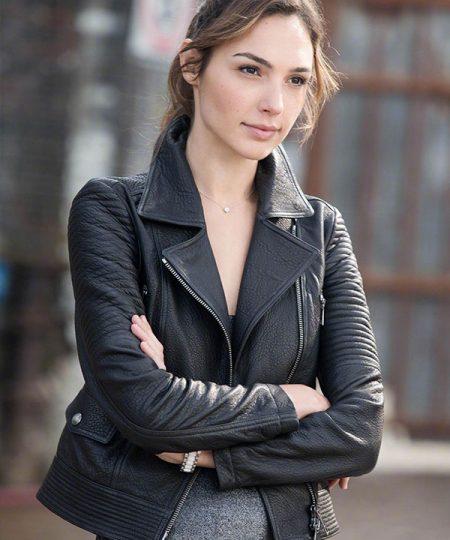 Gisele Yashar Fast And Furious 6 Leather Jacket
